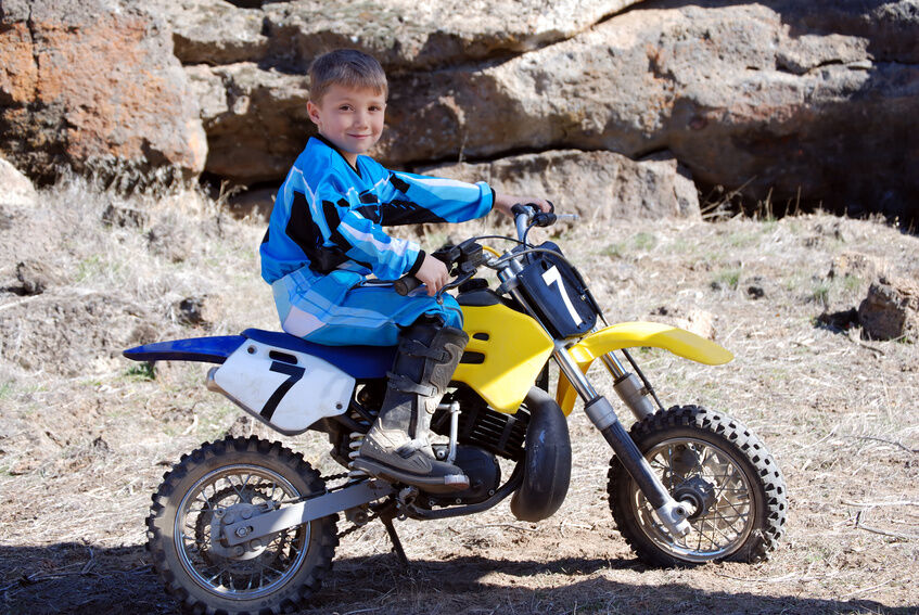 Top Considerations for Buying Kids' Motocross Body Armour