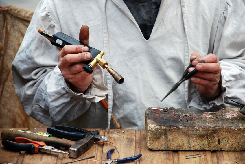 Advantages of Gas Soldering Irons