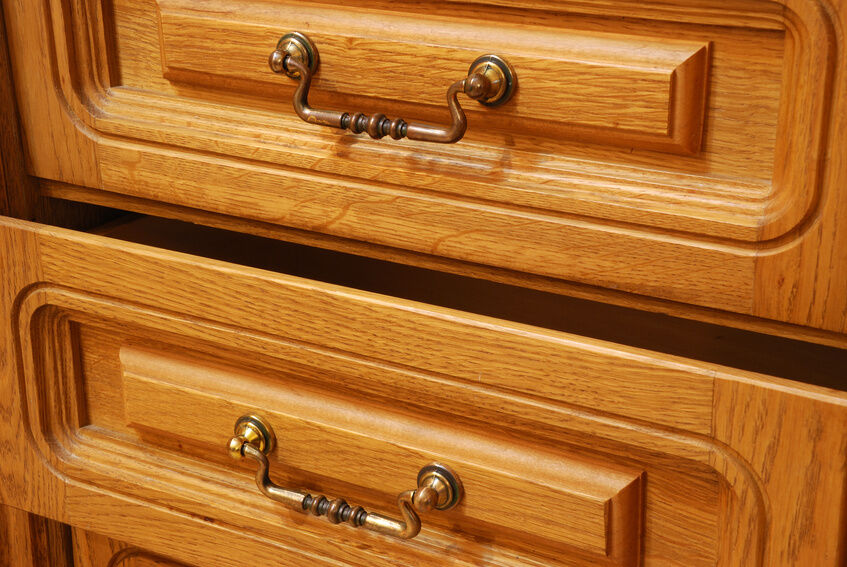 How to Care for a Real-wood Dresser