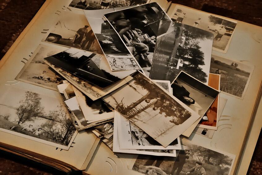 Einblicke in anno dazumal: Darauf sollten Sie beim Kauf eines antiken Fotoalbums achten