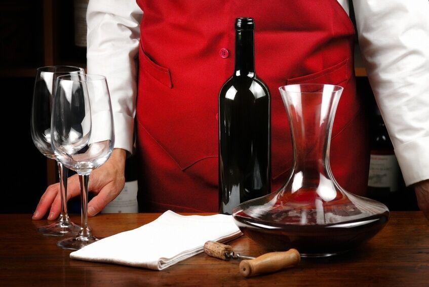3 Gründe, warum Weinliebhaber auf Dekanter schwören