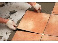 Tiler with years of experience