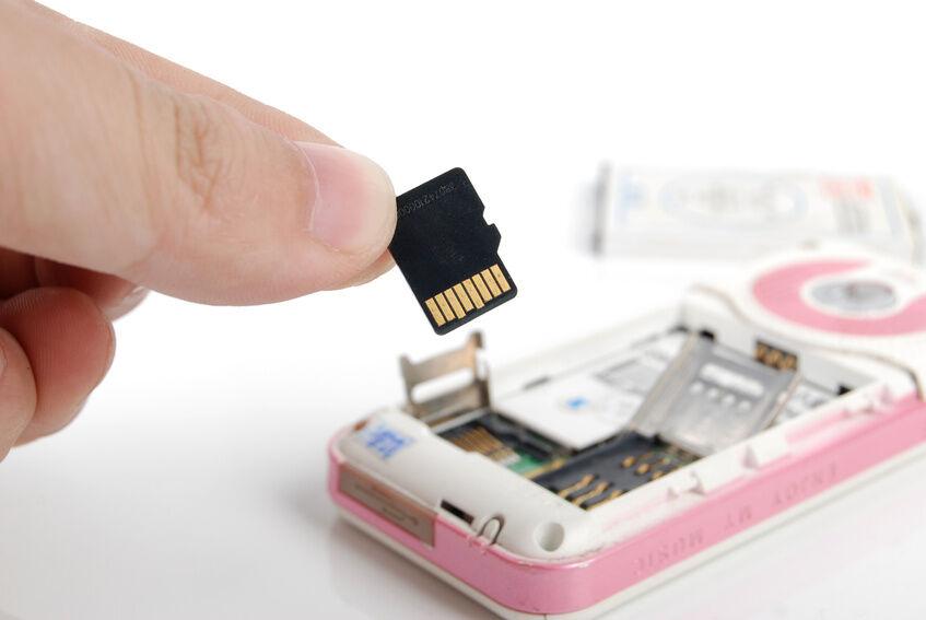 Micro SDHC 32 GB - Speicherplatz für moderne Mobiltelefone