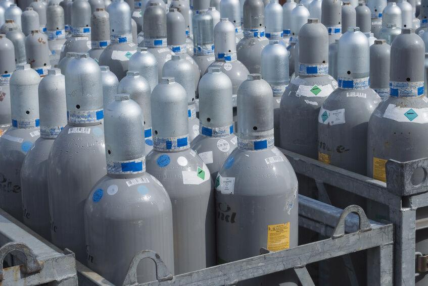 Mehrweg ist gut: CO2-Flaschen zum Wiederbefüllen