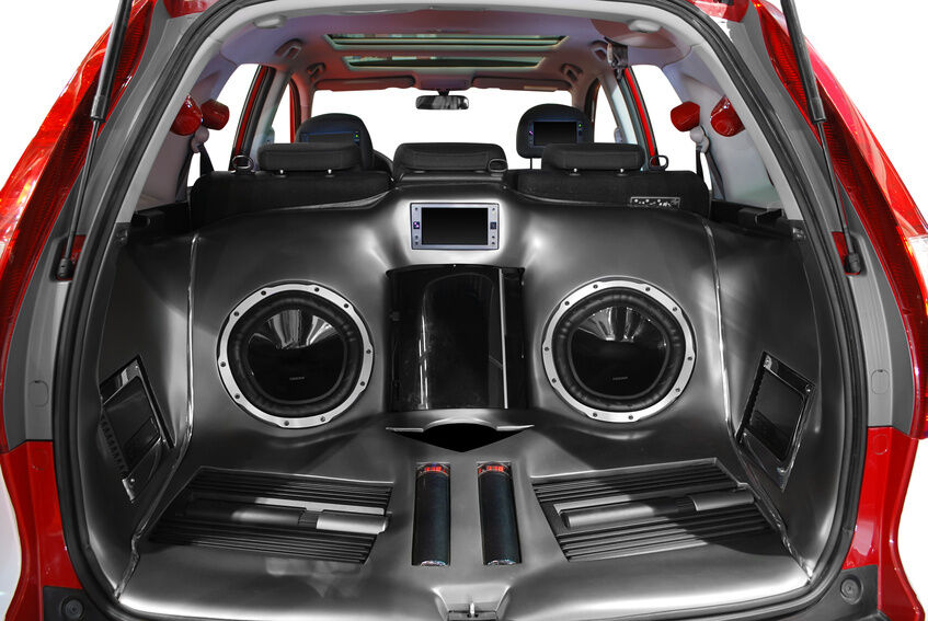 Best Aftermarket Car Speakers For Bass