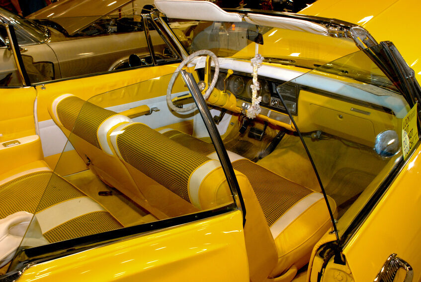how to customize lowrider cars