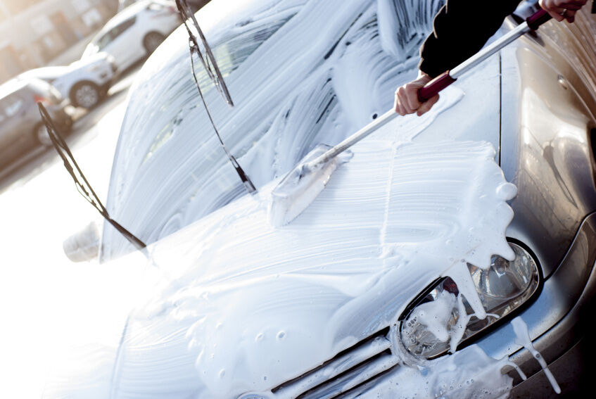 How To Safely Remove Sap From Car Paint