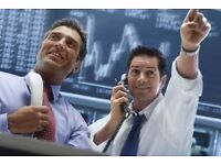 Telesales / Trainee Stock Broker/ Trainee Sales Trader