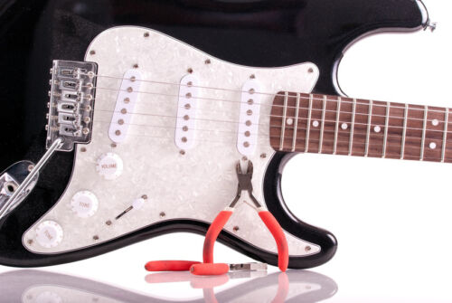 How to Replace Parts on Your Guitar