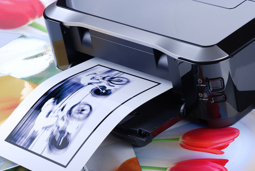 How to Install a Photo Printer on Your Wireless Network