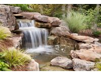 Water Features and Landscape Design based in fife
