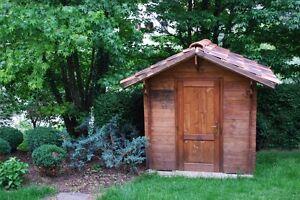 Wood storage shed ebay - Baugenehmigung gartenhaus hessen ...