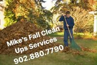 Mike's  Services 902•880•7790