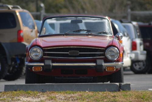 Ratgeber für den Kauf von Karosserieteilen zur Restaurierung eines Triumph TR6