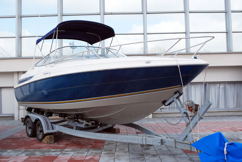 What to Look for When Buying a Used Boat Trailer