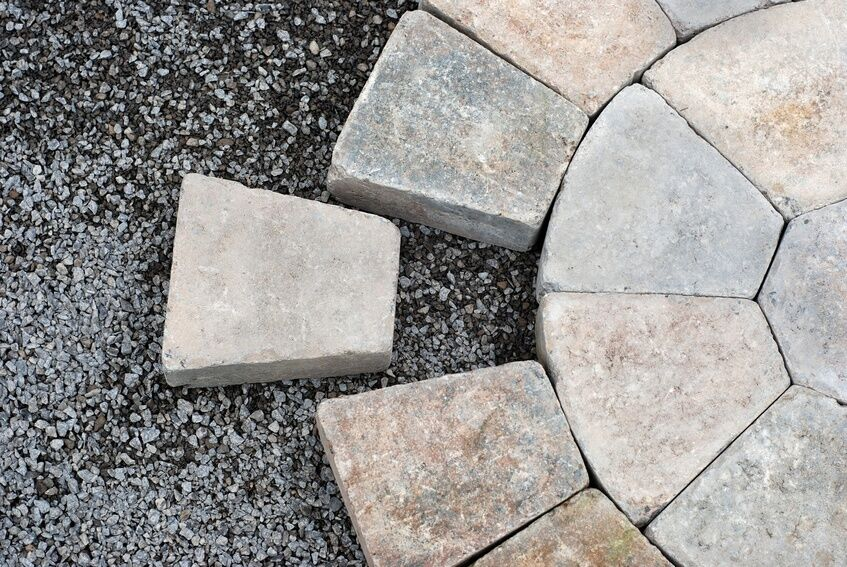 Garden paving ideas ebay for Adoquines para jardin