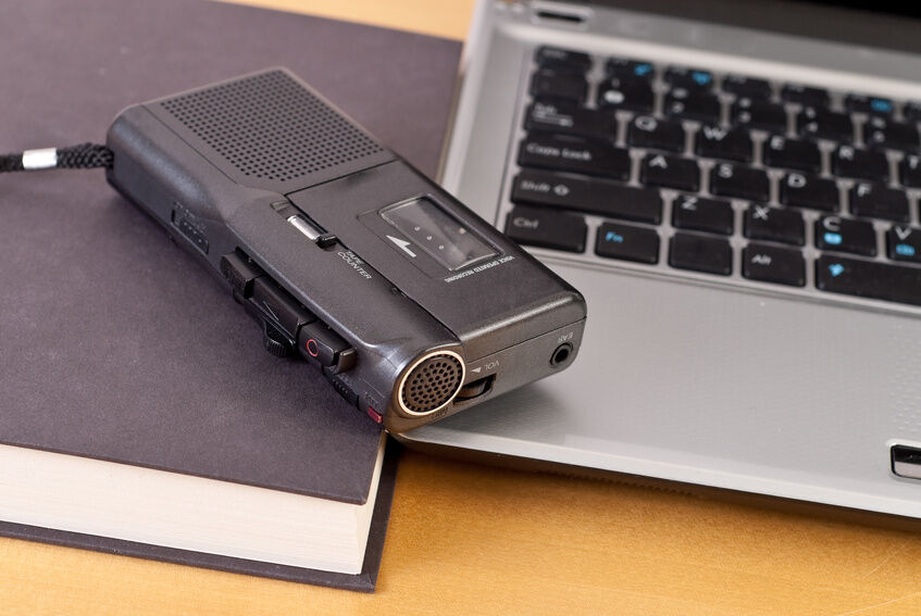 How to Buy a Used Digital Voice Recorder