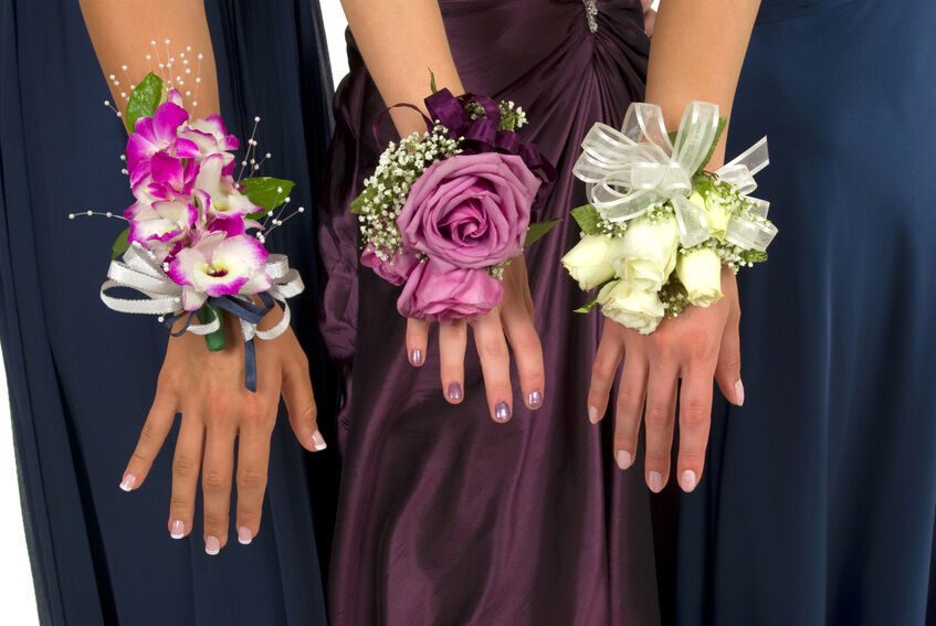 how to make a wedding corsage  ebay, Natural flower