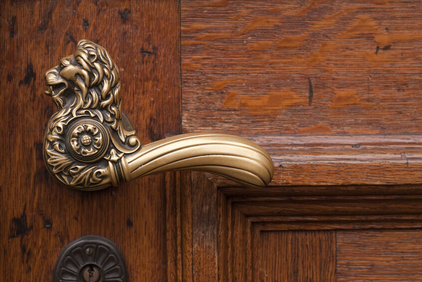 Antique Brass Door Handle Types For The Home Include Passage Handle Which  Is A Simple Door Handle . - Door Passage Types & Antique Brass Door Handle Types For The Home