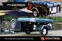 Bukland Camper Trailers: Soft-Floor Family Campers Campbellfield Hume Area Preview