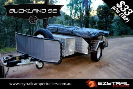 SALE CONTINUED: Buckland SE , Family Camper Trailer Hampstead Gardens Port Adelaide Area Preview