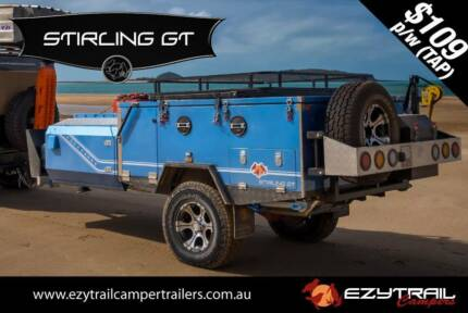 NEW: FORWARD FOLD Stirling GT Hampstead Gardens Port Adelaide Area Preview