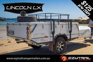 Dual Fold Camper Trailer Lincoln LX Slacks Creek Logan Area Preview