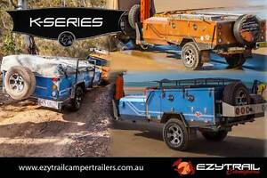 Ezytrail Camper Trailer - NEW -  K Series Hampstead Gardens Port Adelaide Area Preview
