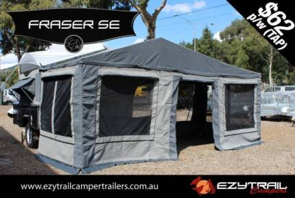 Fraser SE Soft-Floor Camper Trailer package Slacks Creek Logan Area Preview