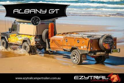 K-Series Albany GT Tough Off-Road Camper Trailer Kilsyth Yarra Ranges Preview