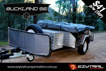M1 Buckland SE Family Camper Trailer package Lansvale Liverpool Area Preview