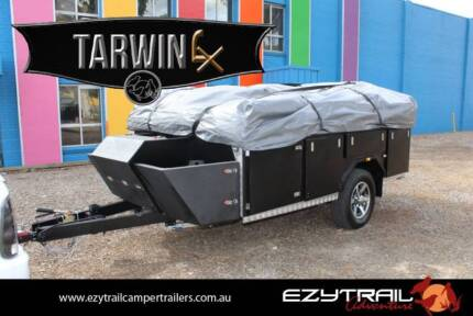 Step Through Camper Trailer CLEARANCE SALE! Campbellfield Hume Area Preview