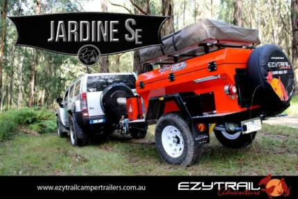 Jardine SE: Rooftop Camper Trailer Hampstead Gardens Port Adelaide Area Preview