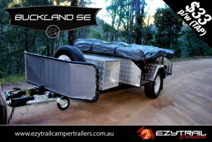 Family Camper Trailer package :M1 Buckland SE Kilsyth Yarra Ranges Preview