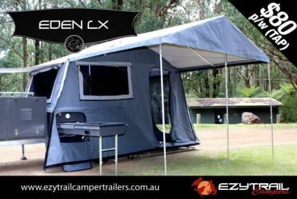 Eden LX, Rear Fold Hampstead Gardens Port Adelaide Area Preview