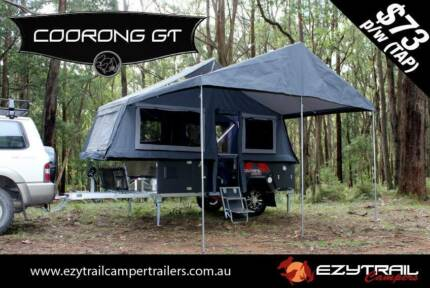 SALE! Camper Trailer Package: Coorong Grand Tourer Campbellfield Hume Area Preview