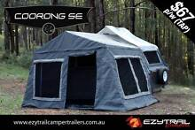 Coorong SE, Small on road Hard Floor Camper Trailer Hampstead Gardens Port Adelaide Area Preview