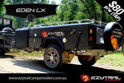 Hard-Floor Camper Trailer : Eden LX Lansvale Liverpool Area Preview
