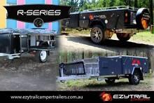 R-Series Campers : Soft-Floor, Forward Fold & Hard-Floor models Kilsyth Yarra Ranges Preview