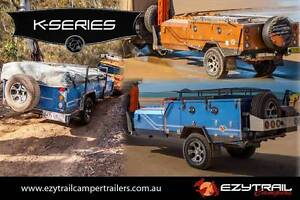 K-Series Camper Trailers Forward Fold, Hard Floor & Step-Through Kilsyth Yarra Ranges Preview