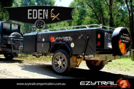 Eden LX , Rear fold, Hard floor Hampstead Gardens Port Adelaide Area Preview