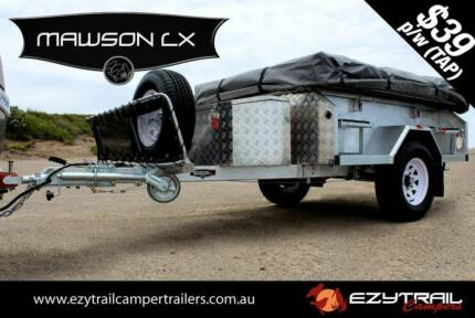 Fully Galvanised Off-Road Camper Trailer : 2015 Mawson LX Lansvale Liverpool Area Preview