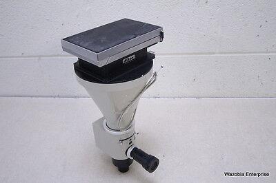 Nikon Microscope Pfx Polaroid Camera Mount