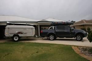 2005 Coromal Silhouette PS321 Caravan Thornlie Gosnells Area Preview
