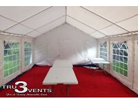 MARQUEE, GAZEBO HIRE **FREE SET OF TABLE & CHAIRS** *10% OFF NOW *