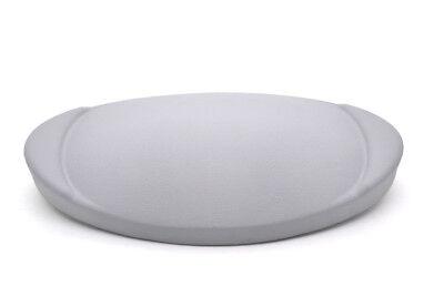 Wellis Hot Tubs / Spas - Cha. Oval Light Grey Pillow / Headrests
