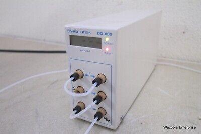 Viscotek Dg-800 Hplc Vacuum Degasser