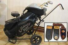 Ram set, PGF Driver, Callaway bag, buggy Shoalwater Rockingham Area Preview