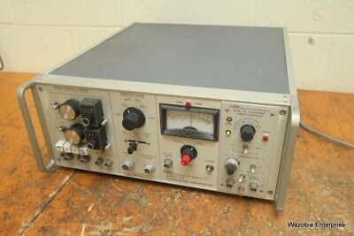 Egg Princeton Applied Research Model 173 Potentiostat Galvanostat Logarithmic