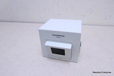 Olympus Dp10 Microscope Camera